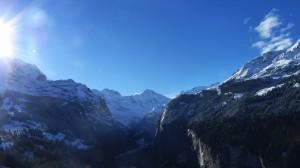 Bilderbuch-Schweiz: Eiger, Mönch und Jungfrau