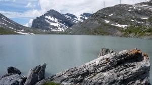 Als grau und freudlos empfand Miss Jemima den Daubensee