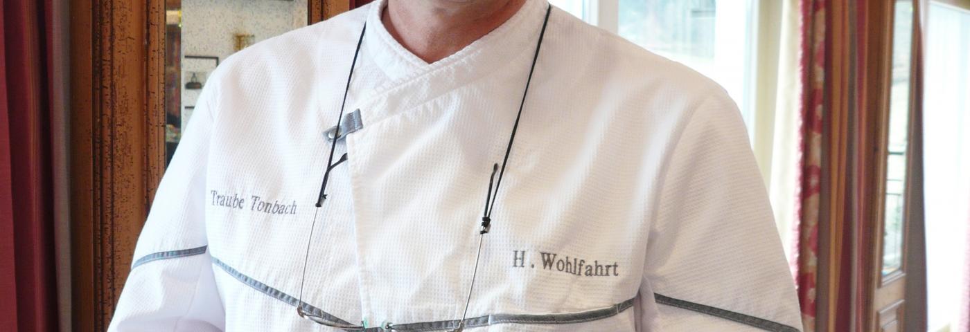"""Harald Wohlfahrt: """"Ich bleibe lieber am Boden"""""""