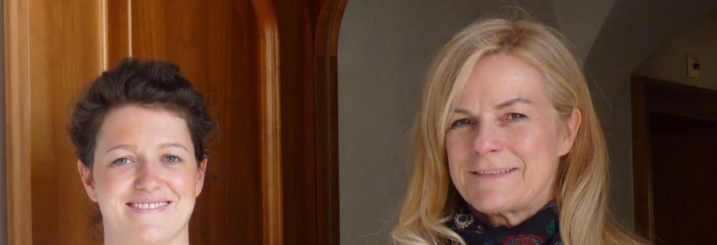 Das Hotel Weiss Kreuz in Malans: Zwei Frauen, eine Idee