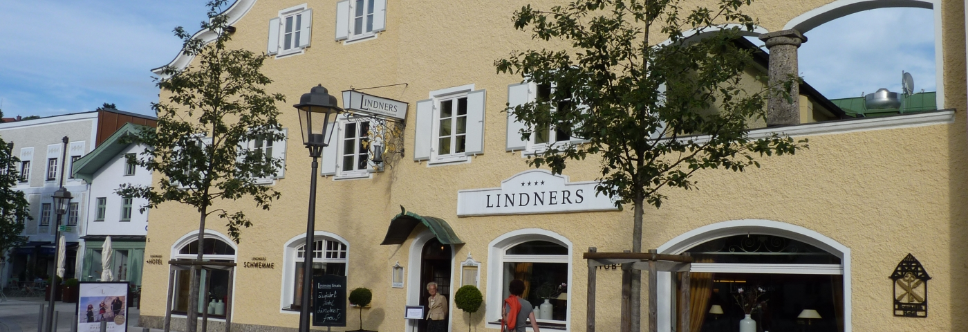 Lindners Hotel Bad Aibling: Zeitgeist trifft auf Tradition