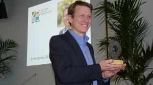 Ehrenpreisträger Zeiss mit Rad