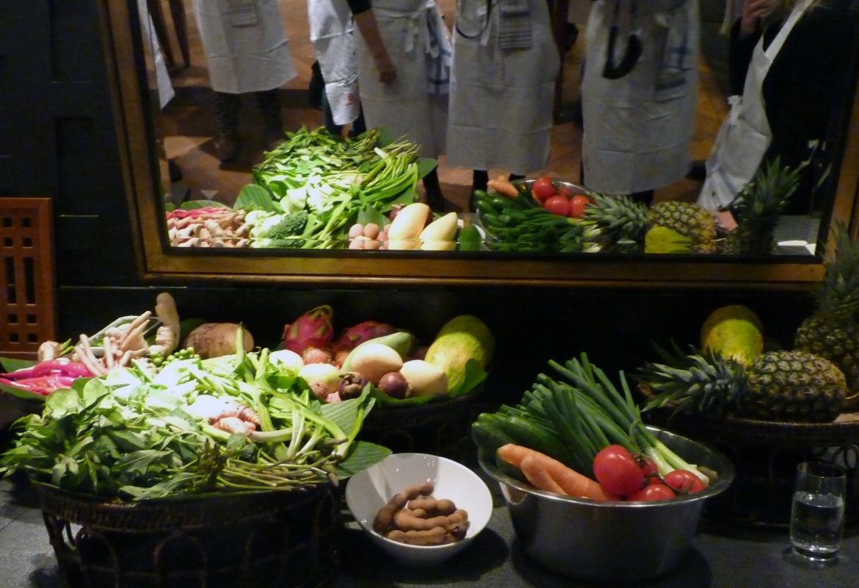 Wer die echte Thai-Küche genießen will, braucht die richtigen Zutaten,