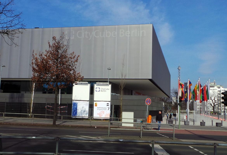 Auf der Tourismusbörse, hier der neue City Cube, war nichts von Reise-Unlust zu spüren.