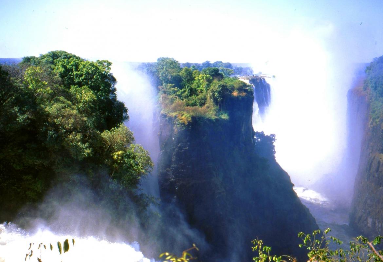 Simbabwe (Victoria Falls)