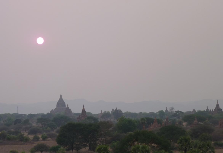 Autoritär regierte Staaten: Myanmar (Bagan)