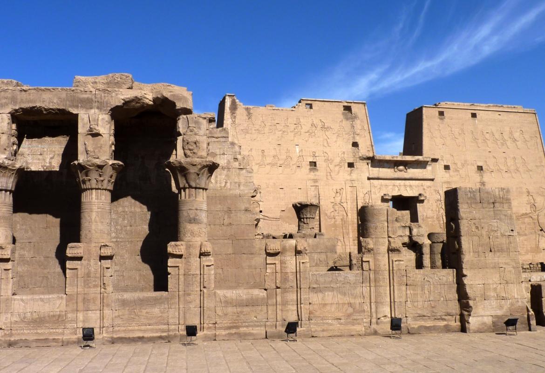 Ägypten (Horus Tempel in Edfu)