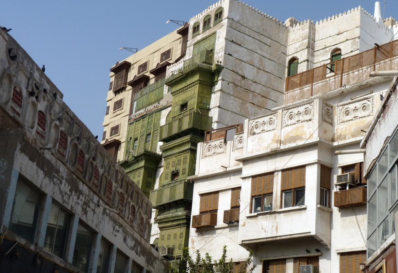 Saudi-Arabien (Jeddah Altstadt)