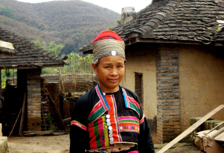 China (Han-Dai-Frau in Yunnan)