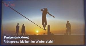 Gute Nachricht für preisbewusste Urlauber: Die Preise bleiben im Winter weitgehend stabil.