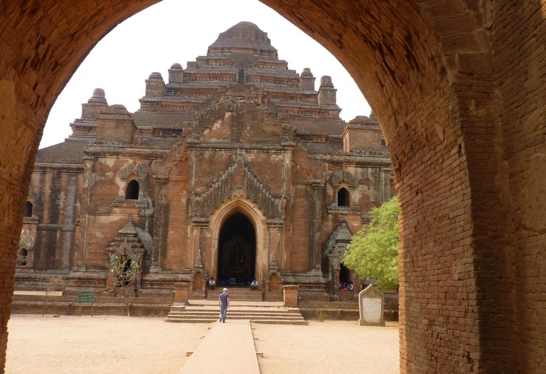 Myanmar ist ein frommes Land.
