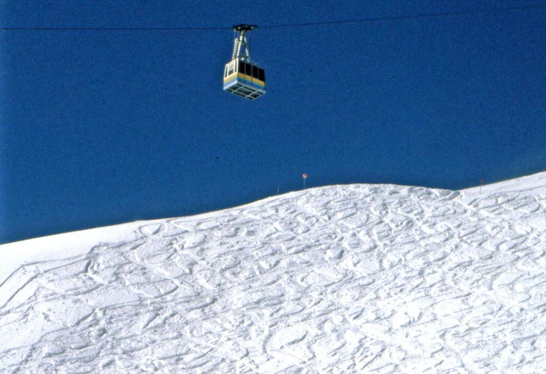Ski-fahren im frischen Schnee ist immer noch ein besonderes Erlebnis.
