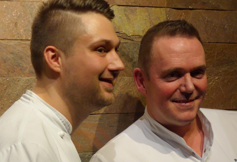 Zwei, die sich gut verstehen: Anton Gschwendtner und Erik van Loo.