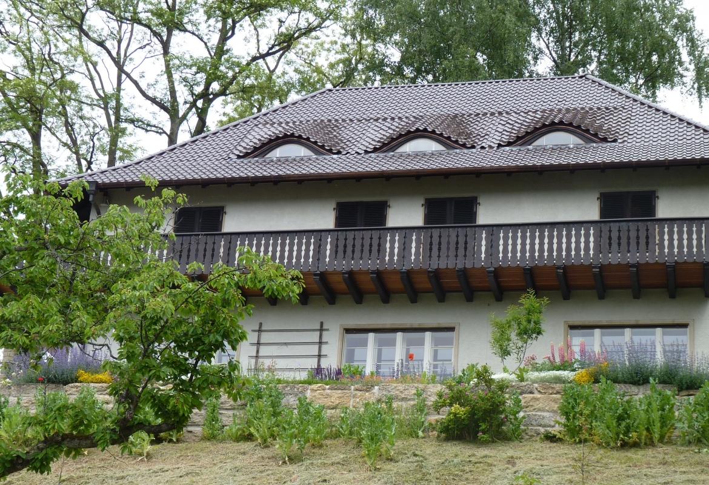In Hemmenhofen hat der von den Nazis vertriebene Maler eine neue Heimat gefunden.