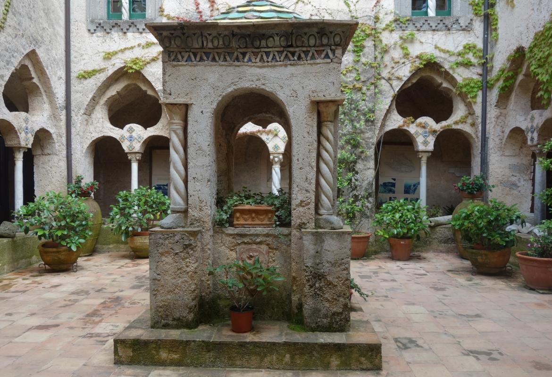 Die Villa Cimbrone war für viele Künstler ein Traum.
