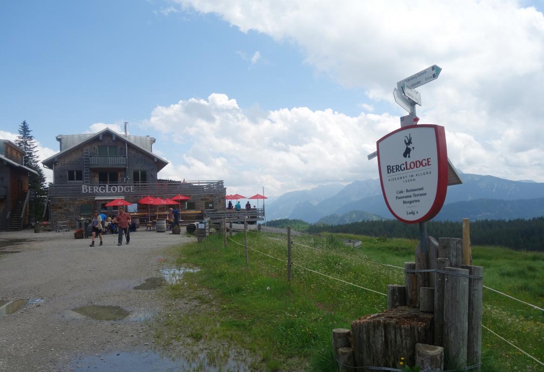 Die Berglodge vereint urige Berghütte und anspruchsvolles Hideaway.
