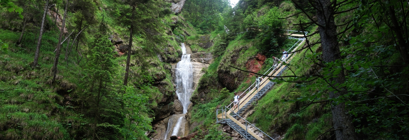 Nesselwang Wasserfallweg