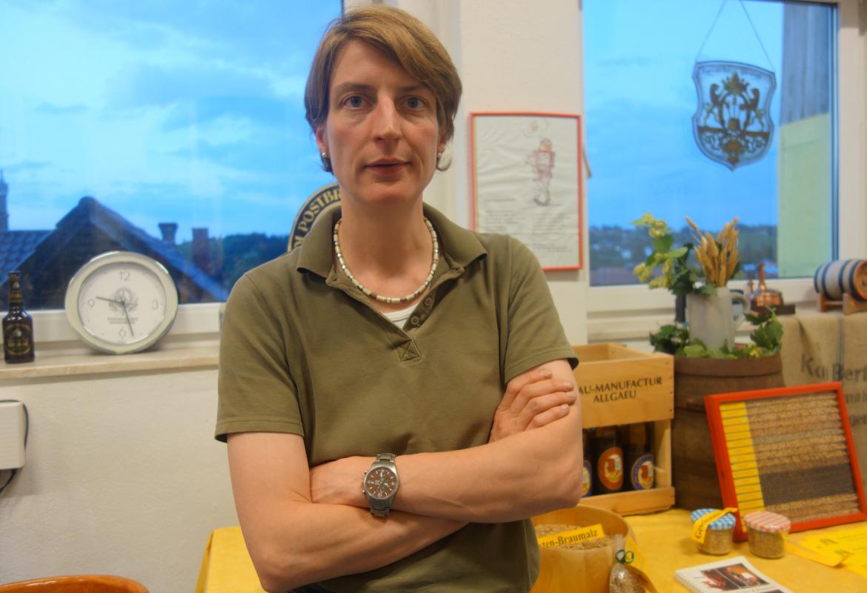 Stefanie Meyer hat etwas gegen verwechselbare Industriebiere.
