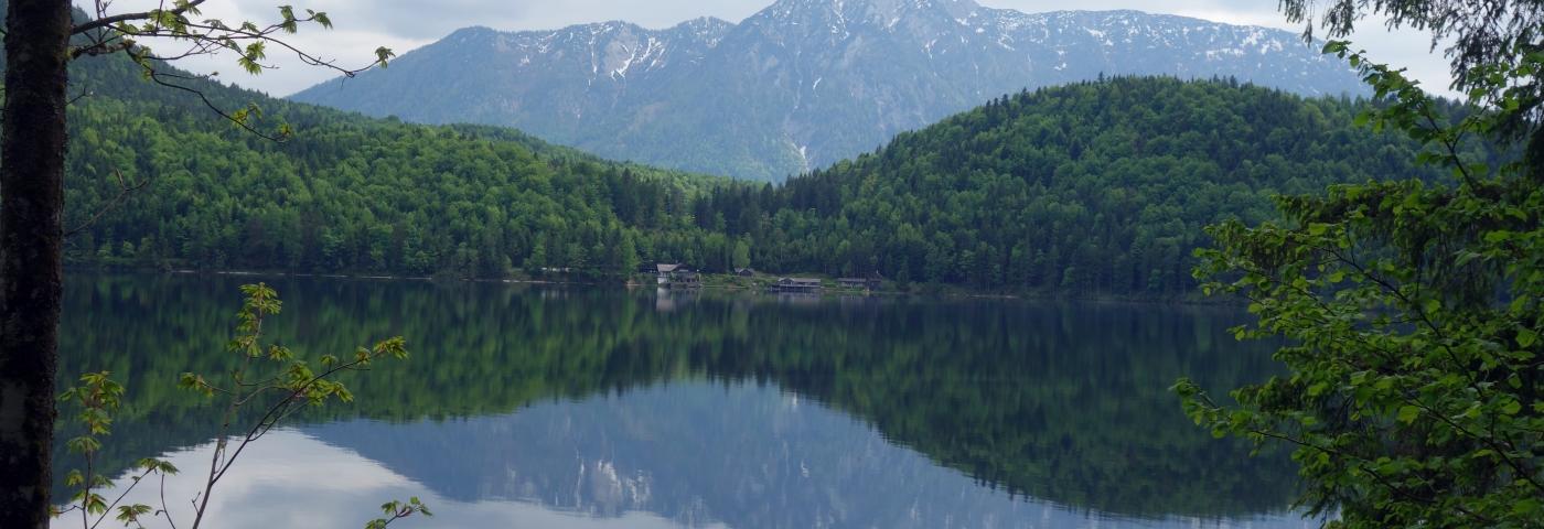 Ausseerland: Heimat der Dichter und Dirndl