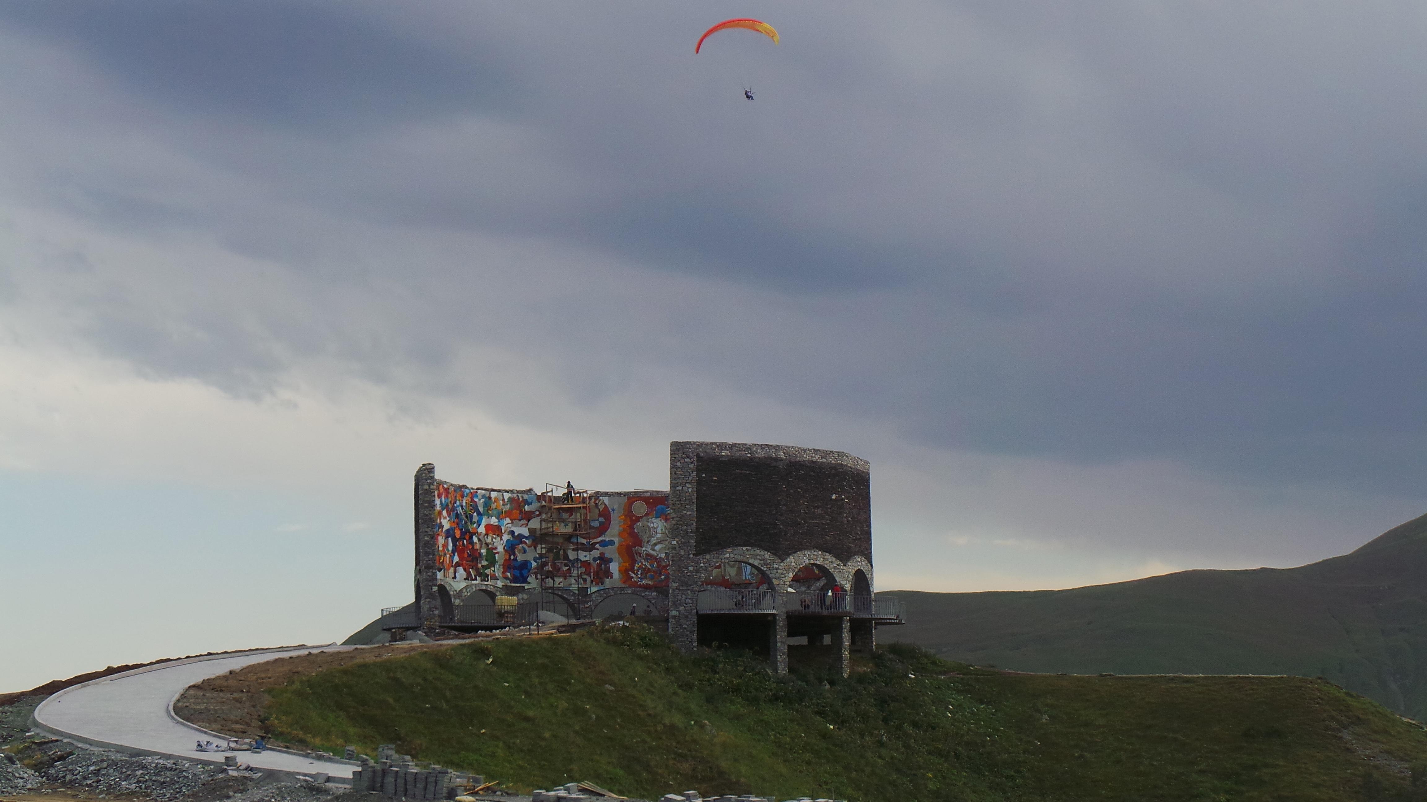 Georgien: Land zwischen den Kontinenten - Lilos Reisen