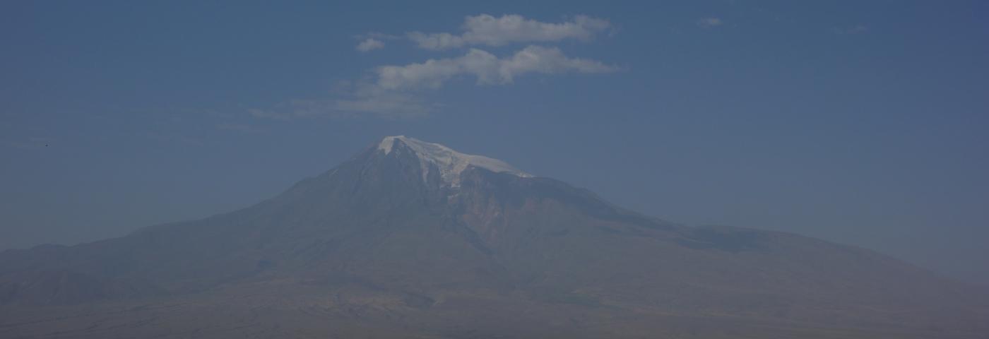 Armenien: Im Schatten des Ararat