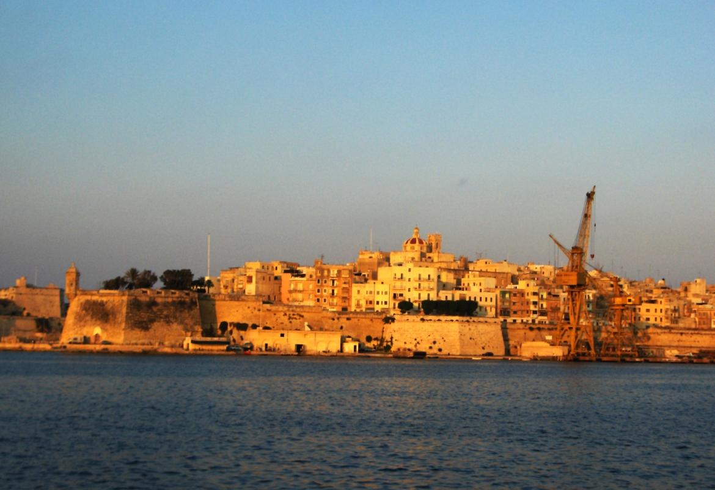 Valletta: Die Ansammlung von Palästen, Kirchen und Tempeln  ist einzigartig.