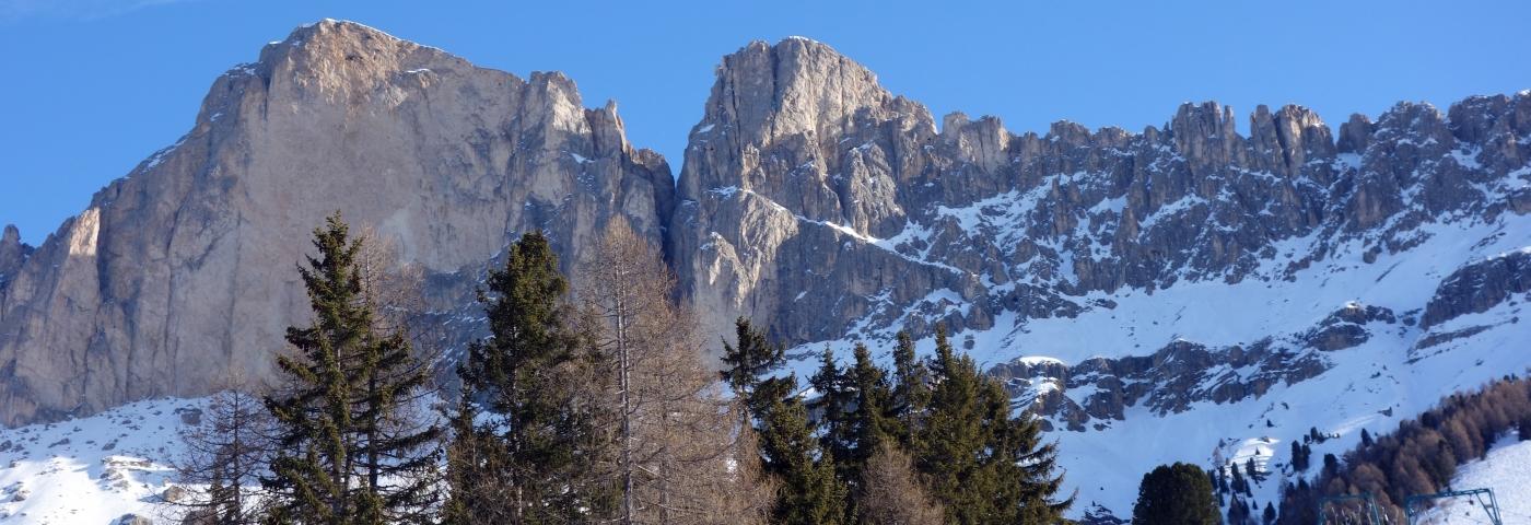 Ski Carezza Rosengarten
