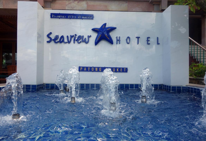 Hier beginnt unsere Reise mit der Star Clipper. Einchecken im Seaview Hotel.