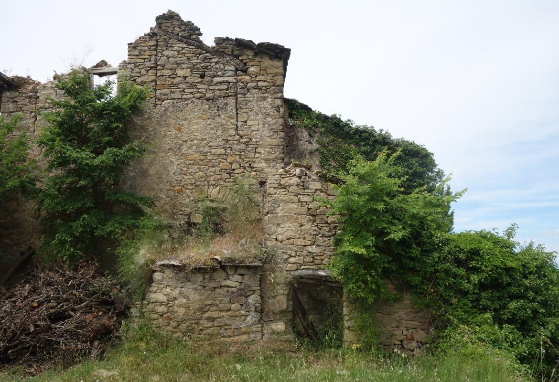 Seit einem halben Jahrhundert ist Pano verlassen.