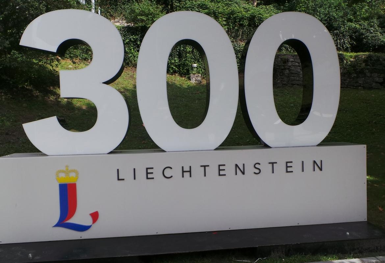 300 Jahre Fürstentum feiern die Liechtensteiner 2019.