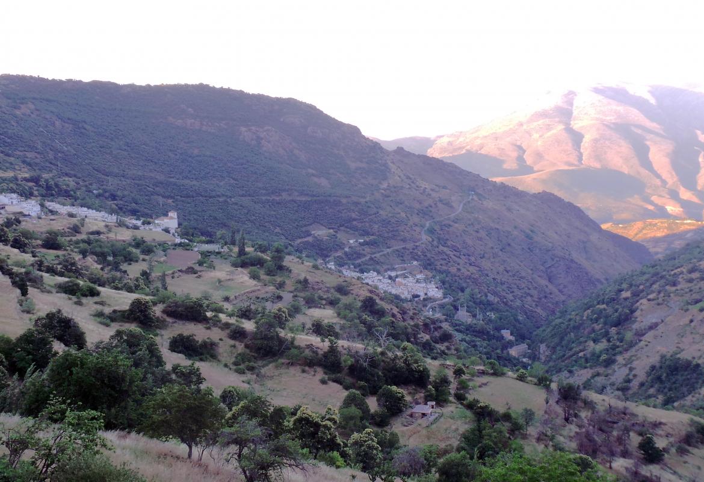 In der abgeschiedenen Bergwelt der Alpujarras hat sich eine ganz eigene Kultur entwickelt.