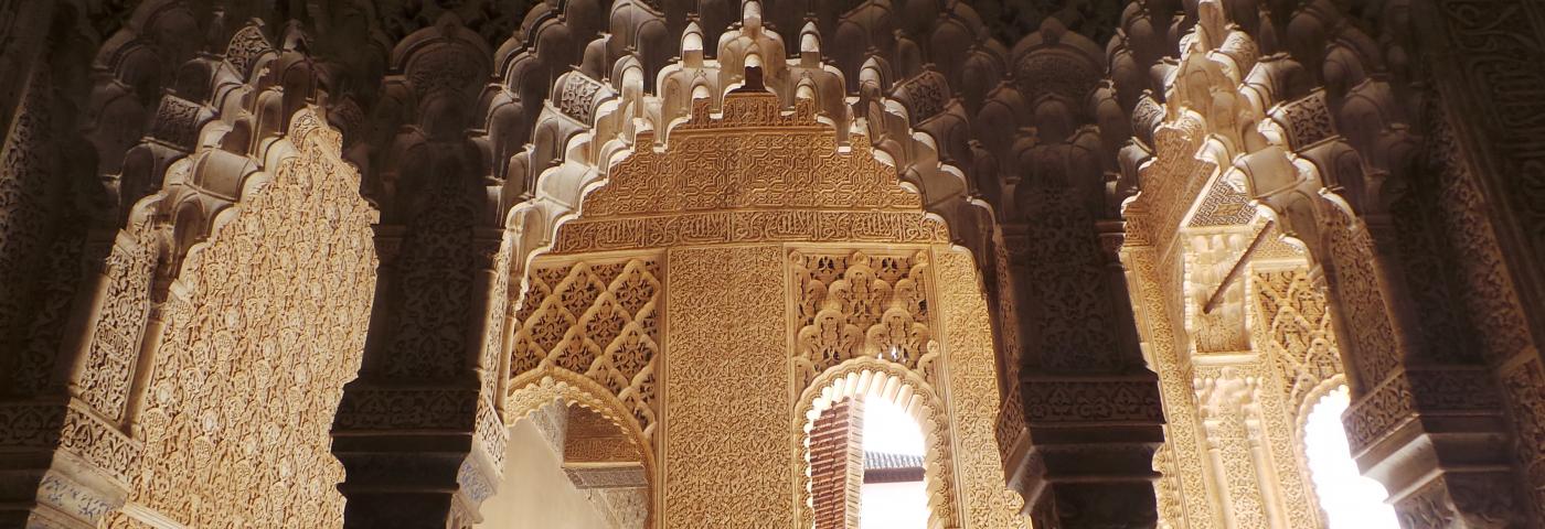 Granada: Immer der Nase nach