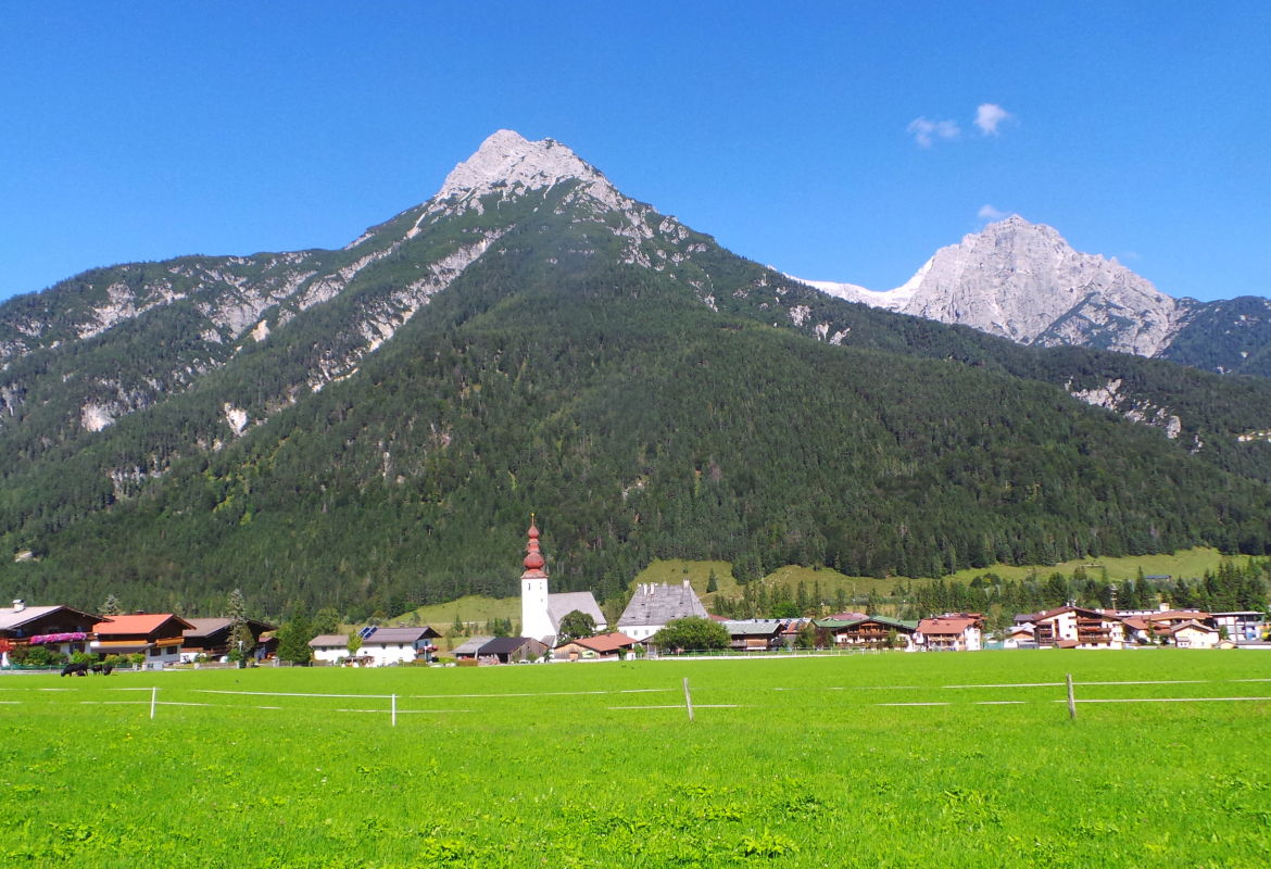 Unser Ferienziel: St. Ulrich am Pillersee